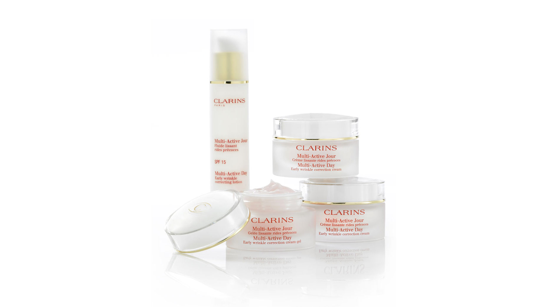 luis santana nyc still life photography Clarins -Multi-Active-Group-Nordstrom